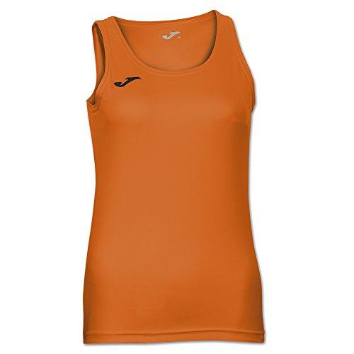 Joma 900038.800 - Camiseta para Mujer, Color Naranja, Talla L