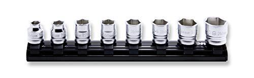コーケン Z-EAL 3/8(9.5mm)SQ. 6角ソケットレールセット 8ヶ組 RS3400MZ/8