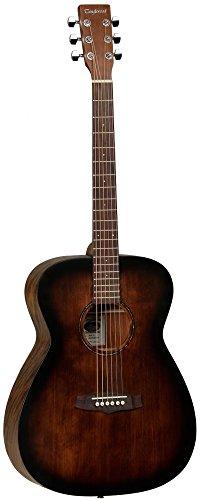 Tanglewood Crossroads twcr O E Elektroakustische Gitarre in Whiskey Barrel Burst