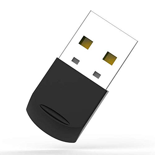KNORVAY USB-ontvanger voor presentatie-afstandsbediening N27/N76 RBK/N76 GBK, USB-adapter/USB-dongel voor KNORVAY-presentator