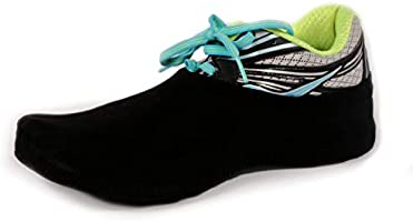 PS Athletic Shoe Covers for Dancing, Socks Over Shoes, Overshoes for Sneakers, Smooth Pivots & Turns