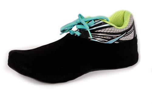 PS Athletic Schuhüberzieher zum Tanzen (1 Paar, 2 Socken), Socken Überschuhe, Überschuhe für Sneaker, Smooth Pivots & Turns