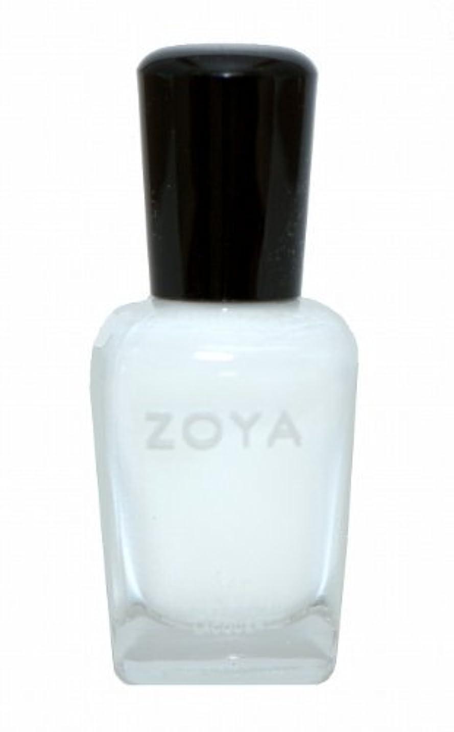 トリッキー部族回る[Zoya] ZP114 スノーホワイト[並行輸入品][海外直送品]