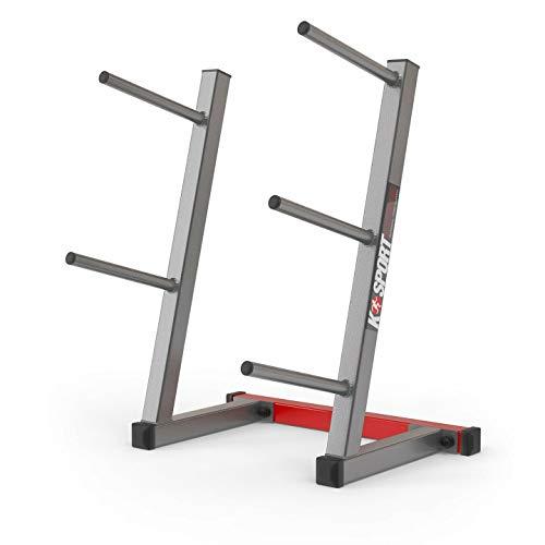 K-Sport Standard Weight Plates Storage Stand Weights Storage Rack And Weight Plates