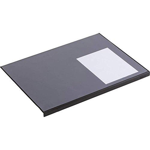 Durable 729301 Schreibunterlage (mit Kantenschutz, 650 x 500 mm) schwarz