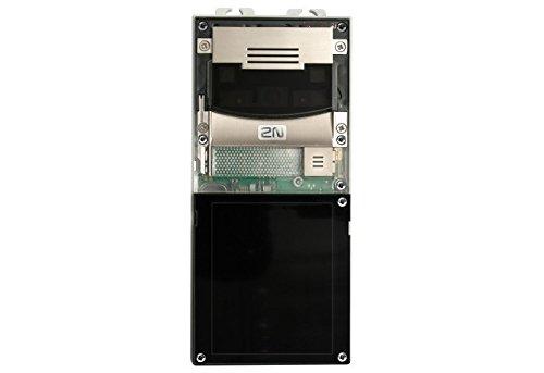 2N IP Verso Basic with Cam, Netzwerk Türstation, 1 Ruf Taste, Basiseinheit, mit Kamera, SIP, IK08, IP54, PoE