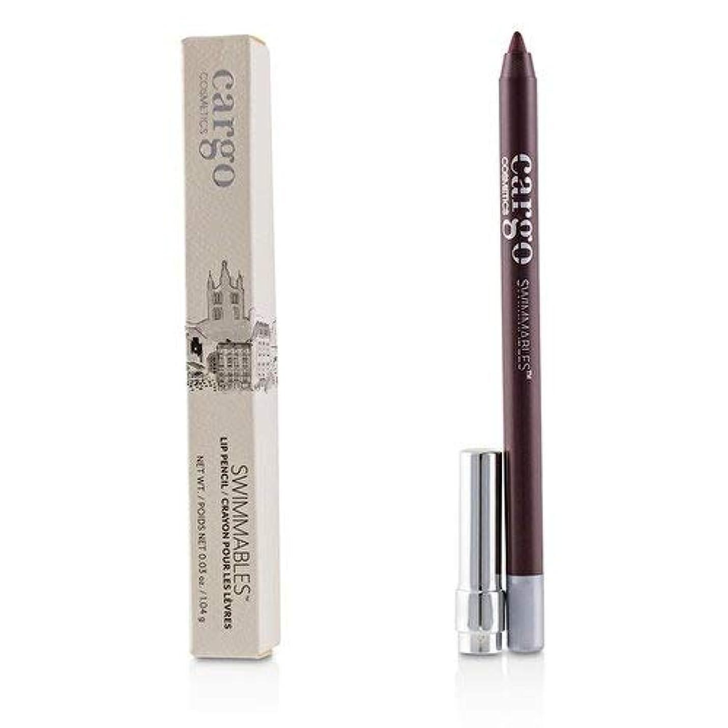 グラフィック同情取り壊すカーゴ Swimmables Lip Pencil - # Zurich 1.04g/0.03oz並行輸入品