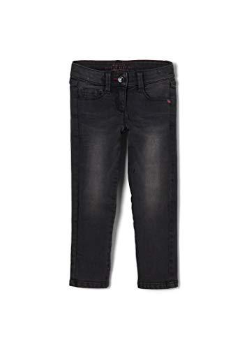s.Oliver Mädchen Regular Fit: Stretchige Slim Leg-Jeans Grey 128.REG