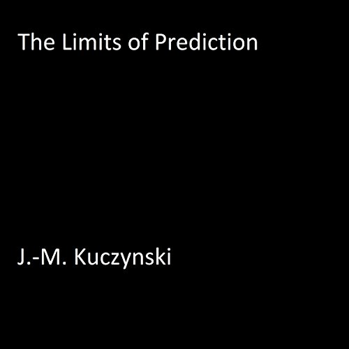 The Limits of Prediction audiobook cover art