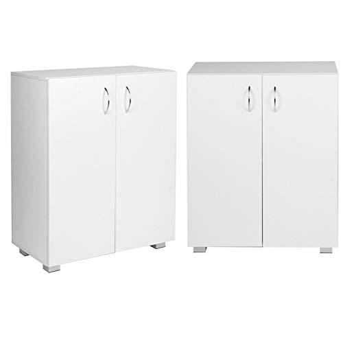 Armario, Aparador de almacenamiento multifuncional de gran capacidad, Gabinete de cocina Aparador Oficina para el hogar