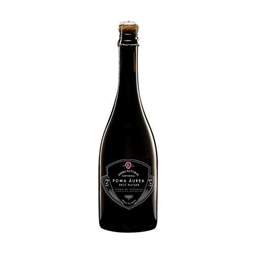 Trabanco Sidra Natural Espumosa. Sidra Trabanco Poma Aurea (Brut Nature). Botella de 75 cl.
