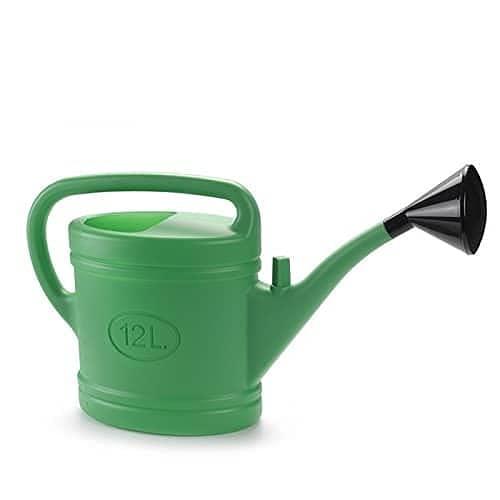 CABLEPELADO Regadera de plastico 12 Litros Verde