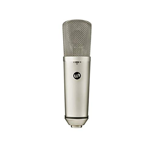WARM AUDIO WA-87 R2 - Micrófono de condensador estilo 87