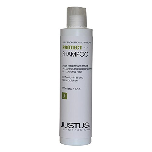 JUSTUS Protect Shampoo 200ml