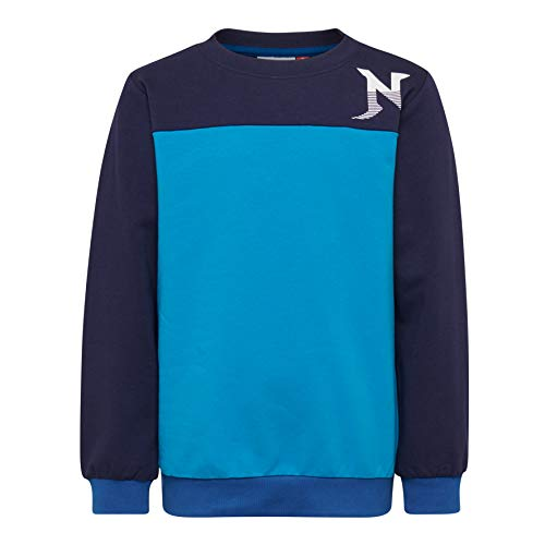 Lego Wear Jungen LWSIAM 659-SWEATSHIRT Sweatshirt, Blau (Blue 539), (Herstellergröße: 152)