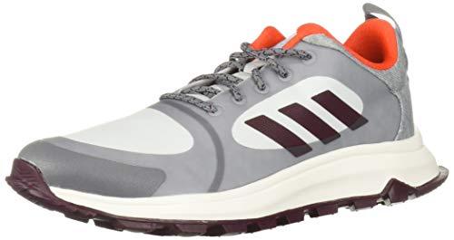 adidas Zapatillas de correr para mujer Response Trail X, gris (Gris/Granate/Azul (blue tint)), 36 EU