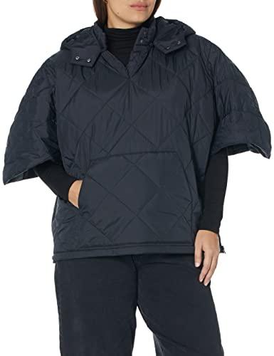 The Drop - Anorak capa para mujer Noelle, acolchado