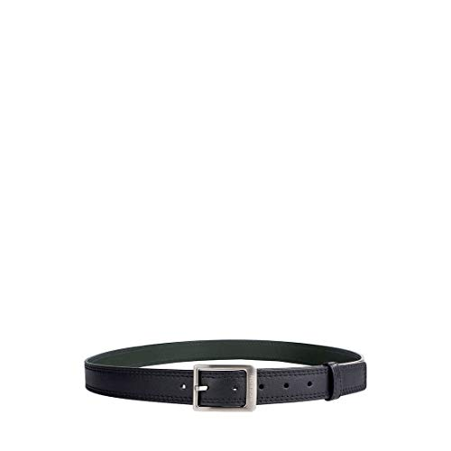 Hidesign Men's Belt (8903439702571_Black Forest_42)