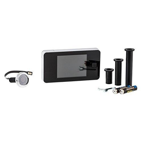 Digitaler Türspion 3,2 Zoll LCD Farbdisplay für Türstärken von 38-110 mm