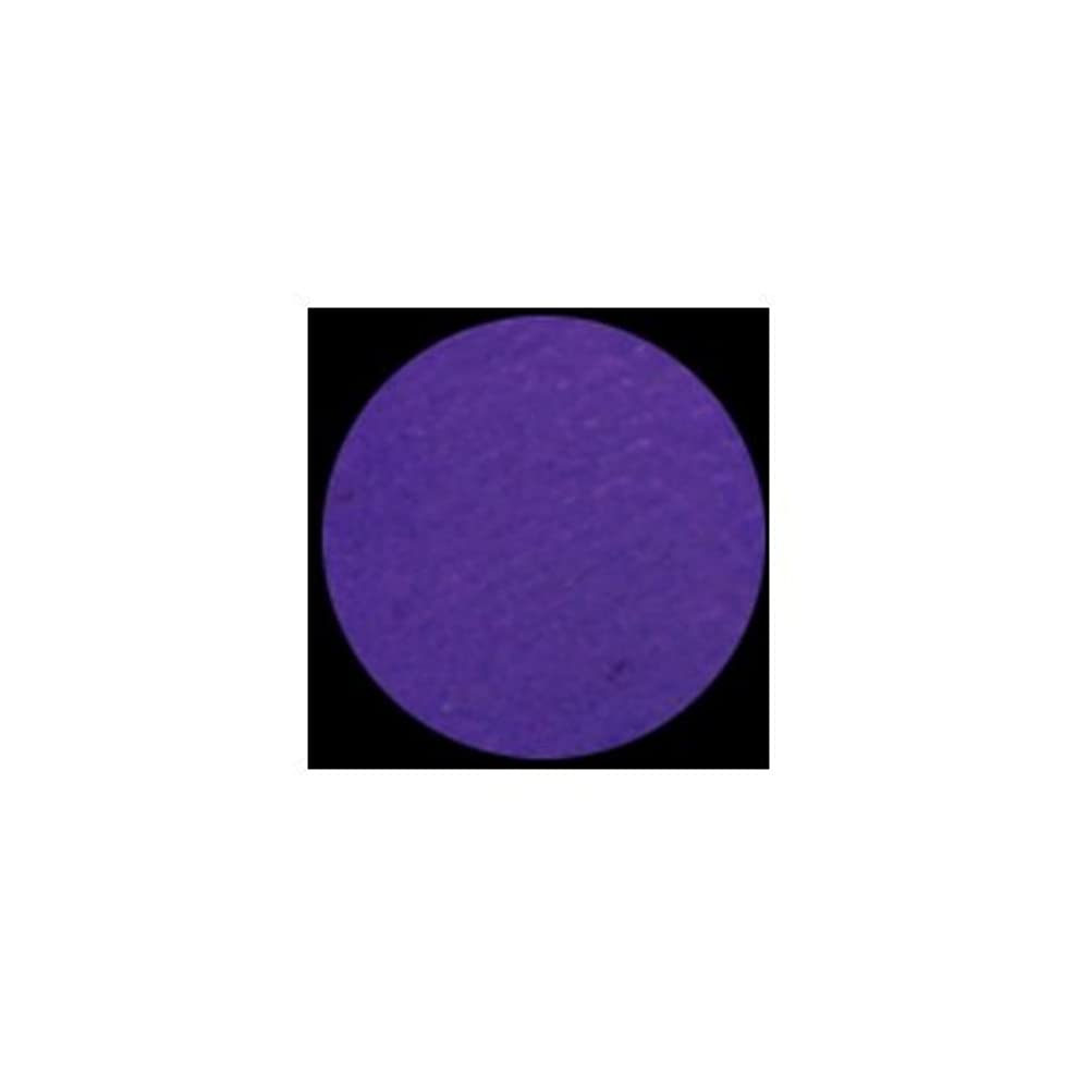 ごめんなさい回転させる変動するKLEANCOLOR American Eyedol (Wet/Dry Baked Eyeshadow) - Matte Purple (並行輸入品)