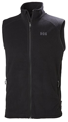 Helly Hansen Herren Daybreaker Fleece Vest, Schwarz (Black), Small