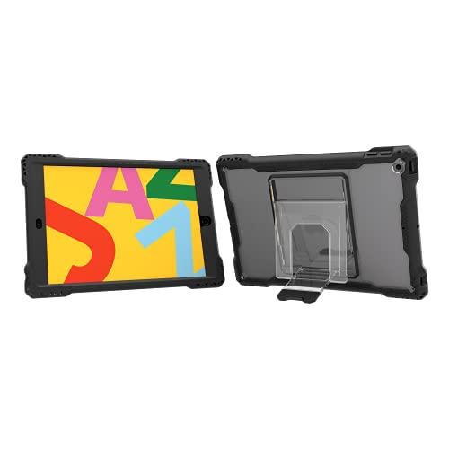 Max Cases Shield Extreme-X per iPad 7 da 10,2', colore: Nero (AP-SXX-IP7-19)