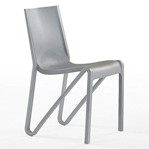 Ybzbx Barhocker Kreative Moderne Einfache Kunststoff-Rückenlehne Startseite Kreative Cafe Casual Kunststoffstuhl Geeignet Für Den Empfang Von G?sten