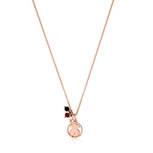 TOUS Collar con colgante Mujer vermeil - 712162500