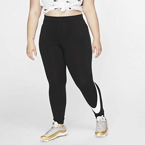 Nike W NSW Legsee Lggng Swoosh Plus Leggins, dames