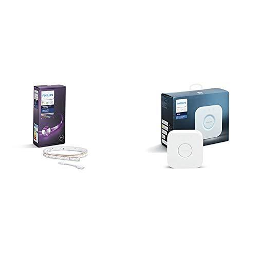 【セット買い】Philips Hue(ヒュー)ライトリボンプラス エクステンション スマートLEDライト フルカラー照明 915005241701【延長オプション、Amazon Echo、Google Home、Apple HomeKit、LINE対応】
