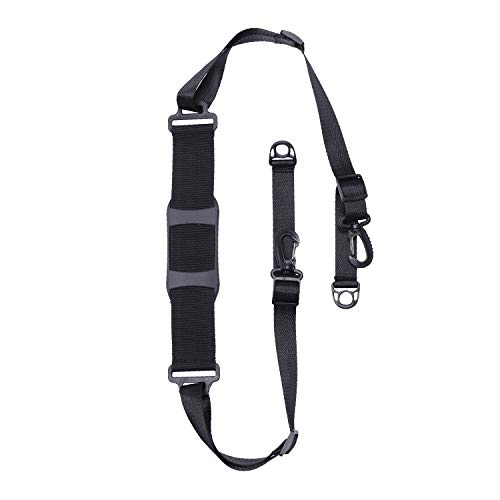 Epessa Kick Scooter Shoulder Strap Compatible for Carrying Beach Chair, Electric Scooter,Kids Bike,Foldable Bikes, Balance Bikes, Yoga Mat with Non-Slip Shoulder Pad,Adjustable