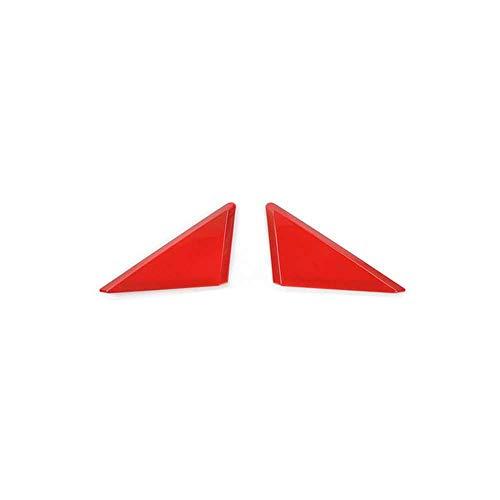 LYSHUI Pegatinas de la Cubierta de la decoración del triángulo de Cristal...