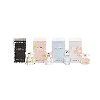 Marc Jacobs 4 Pieces for Women Mini Gift Set 0.52 Ounce