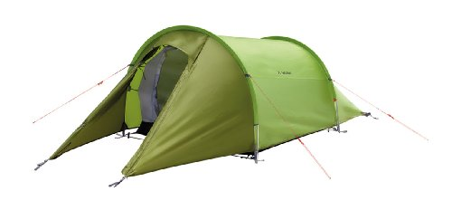 VAUDE Arco 2P Tente Mixte Adulte, Chute Green, 360 x 130 x 110 cm
