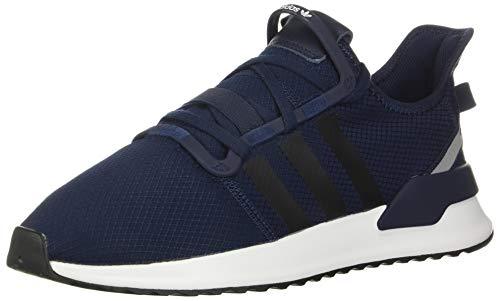 adidas Originals U_Path Run Shoes - Zapatillas Deportivas para Hombre, Color Amarillo y Azul Marino y Blanco, Color Azul, Talla 36 EU
