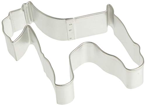R&M Schnauzer 3 Cookie Cutter in Durable, Economical, Tinplated Steel