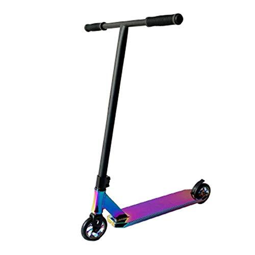 Patinetes Pro Freestyle Scooters Trick Scooter - Freestyle 11 Cm Ruedas De Núcleo De Aluminio Patinetes De Acrobacias Para Niños De 8 Años En Adelante Patinete De Nivel De Entrada Para Principiantes