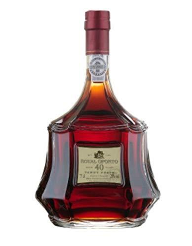 Vino de Oporto Royal Oporto 40 years - Vino Fortificado - 3 Botellas