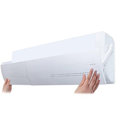 Aria Condizionata Deflettore Del Vento, Condizionatore D'aria Condizionatore Condizionatore Aria Condizionatore Scudo Regolabile Deflettore Del Vento Guida Dell'aria Copertura Del Condizionatore