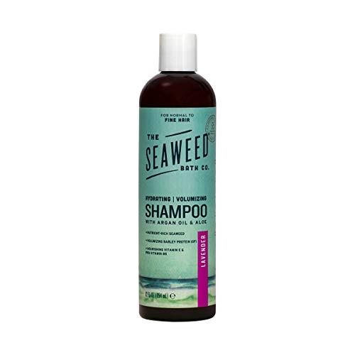 The Seaweed Bath Co. Volumizing Lavender Argan Shampoo