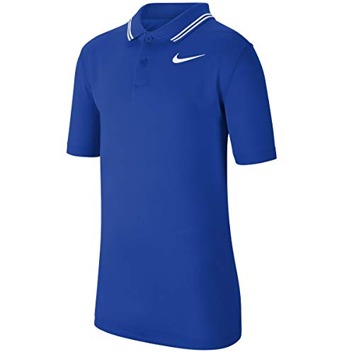 Nike Junior's Dry Victory Polo BV0404 (Game Royal, XL)