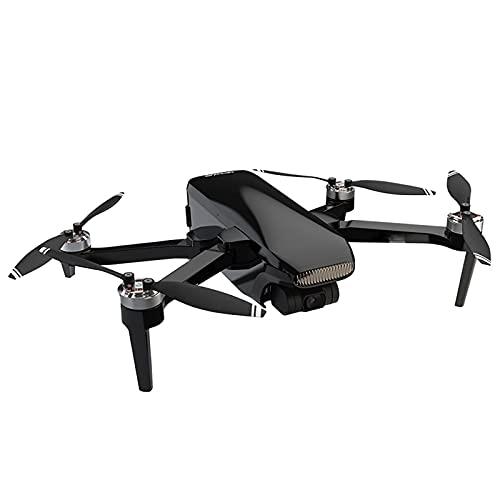 JJDSN Drone GPS Pieghevole 4K Fotocamera ad altissima Definizione, Motore brushless a Quattro Assi, Ritorno Automatico a casa, seguimi in 35 Minuti, Lungo Tempo di Volo, Lunga Distanza di controll