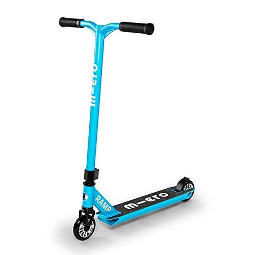Micro Mobility Stundscooter Micro ramp Cyan