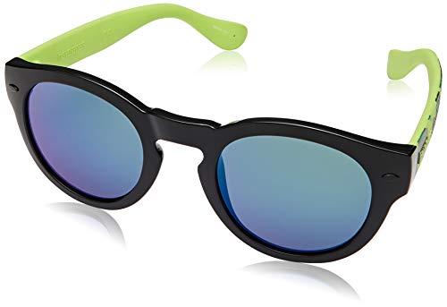 Havaianas Sunglasses Trancoso/M Occhiali da sole Unisex Adulto, Bk Grncam 49