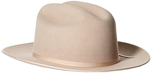 Stetson Men's 6X Open Road Fur Felt Cowboy Hat – Sfoprd-052661 Silver Belly