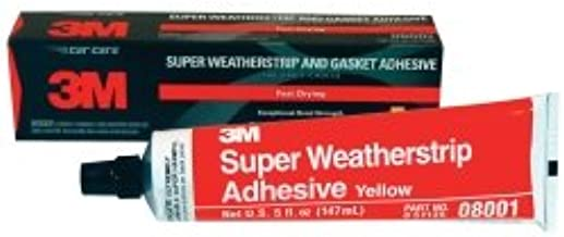 3M 08001 5 oz. Super Weatherstrip and Gasket Adhesive