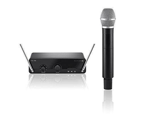 Beyerdynamic TG 100 174-184 MHz Set Microfono per Canto e Voce