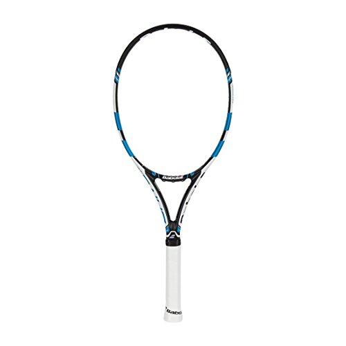 Babolat Pure Drive Team Encordado: No 285G Raquetas De Tenis Raquetas De Competición Negro - Azul 4
