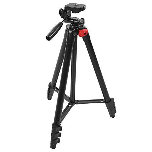 Trípode de cámara, aleación de trípode portátil Ligero para teléfono móvil para cámara sin Espejo