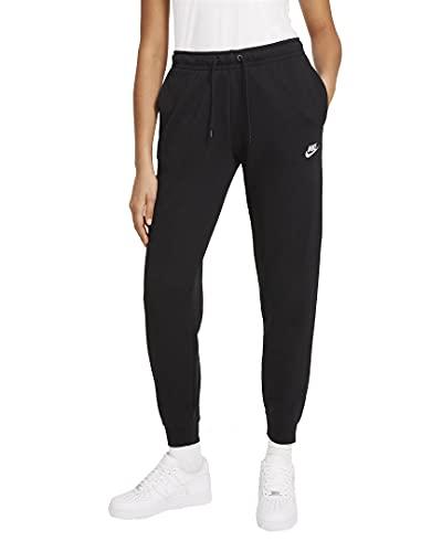 Nike Essential Fleece Women Sweatpants Jogginghosen (M, Black, m)